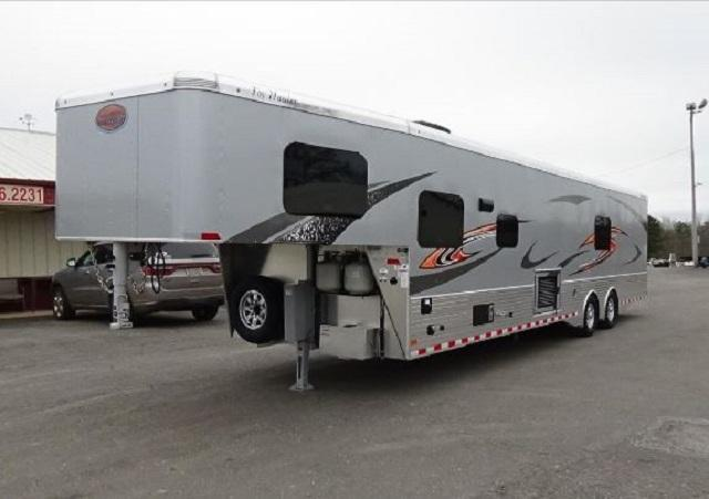 2018 Sundowner Trailers GN 32ft Toy Hauler