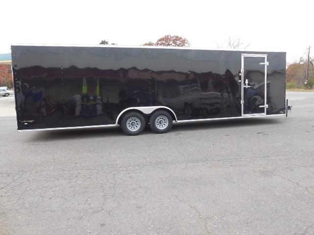 2017 Continental Cargo BP 8.5 x 28 Enclosed Cargo Trailer