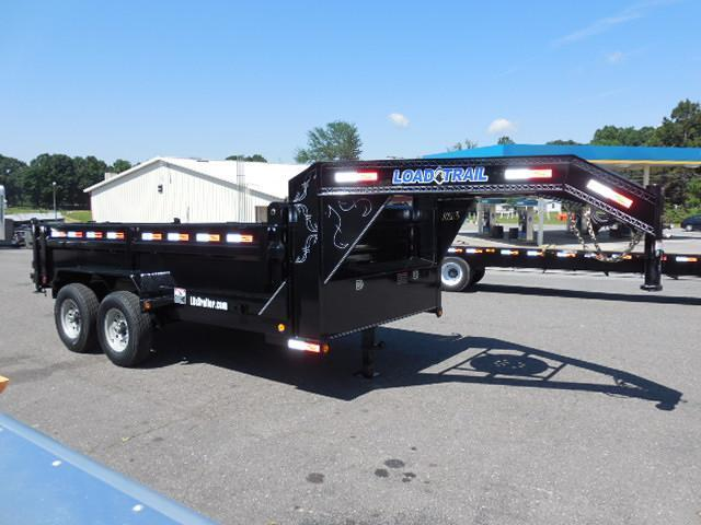 2017 Load Trail GN 83 x 14 TA Dump Trailer
