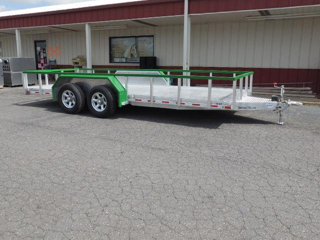 2017 Sundowner Trailers BP 18' Utility Trailer