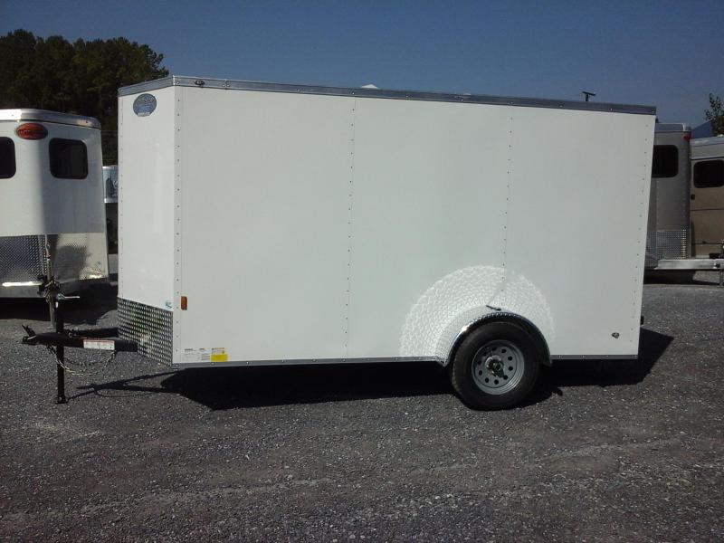 2017 Forest River Inc. 6 X 12 Enclosed Cargo Trailer