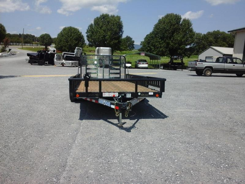 2018 Load Trail 83x18 Tandem Axle Car / Racing Trailer