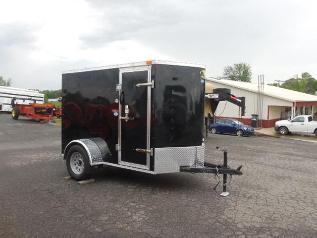 2016 Continental Cargo BP 5 x 8 SA Enclosed Cargo Trailer