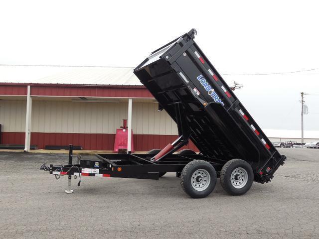 2015 Load Trail 83 x 12 TA Dump Trailer