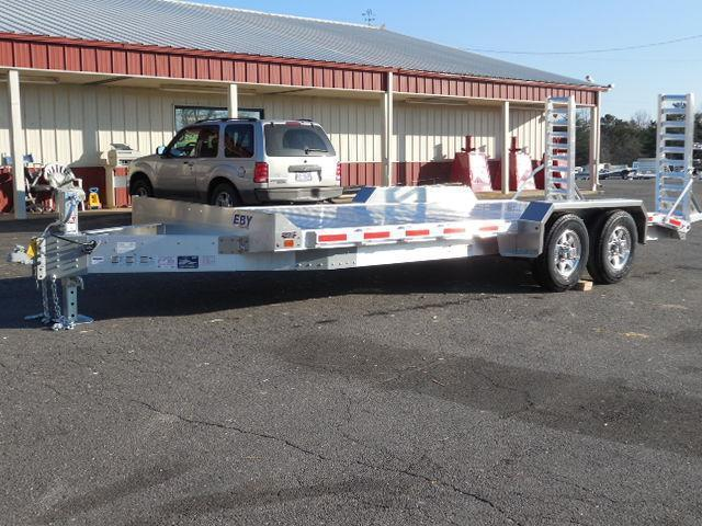 2016 Eby Trailers BP 20ft Low Profile Equipment Trailer