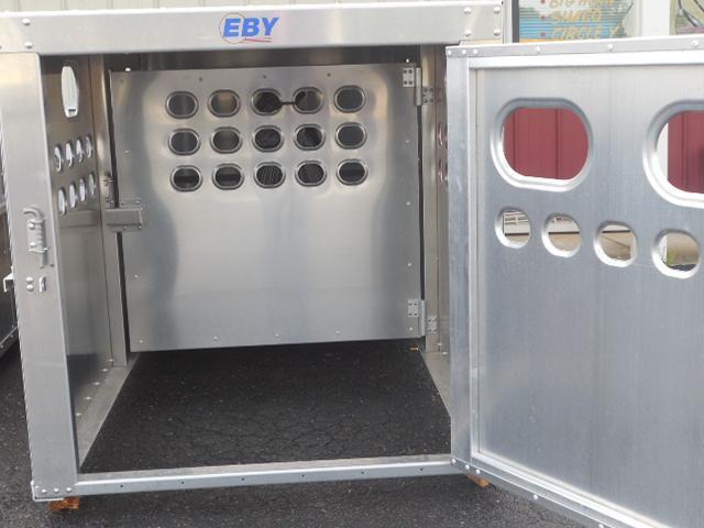 2016 Eby Trailers 8ft Livestock Box Farm / Ranch