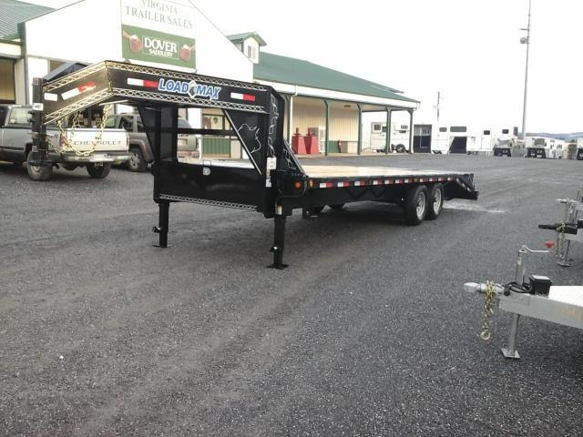 2015 Load Trail 102X25 HD GN Equipment Trailer