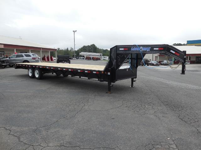 2018 Load Trail GN 102 x 30 Equipment Trailer