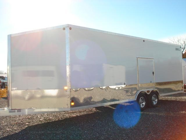 2008 Thule Trailers BP 8.5 x 24 CH 3000 Series Car / Racing Trailer