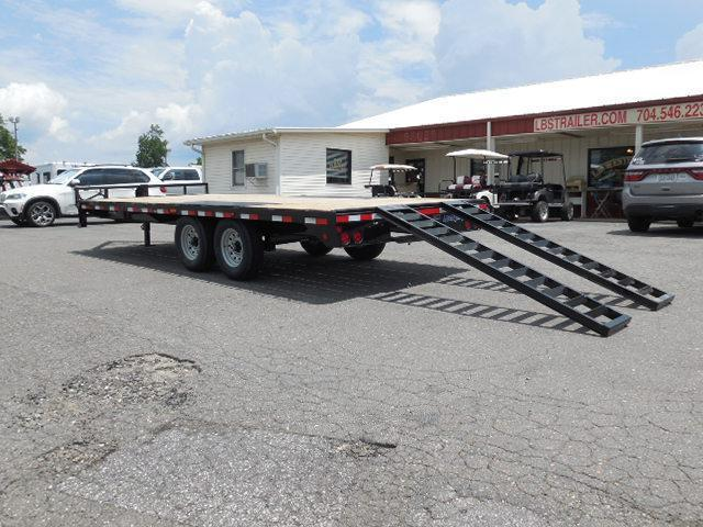 2017 Load Trail PH 102 x 20 Equipment Trailer