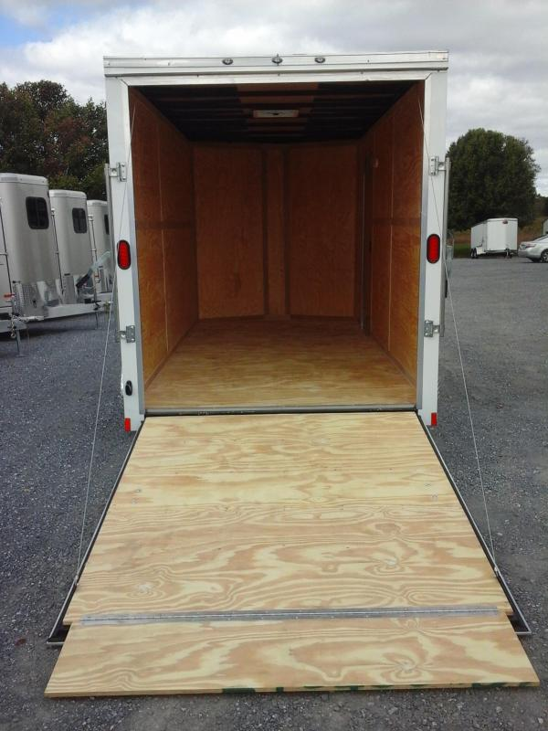 2018 Forest River Inc. 7 X 14 Enclosed Cargo Trailer