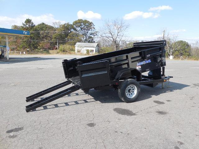 2017 Load Trail BP 5 x 10 SA Dump Trailer