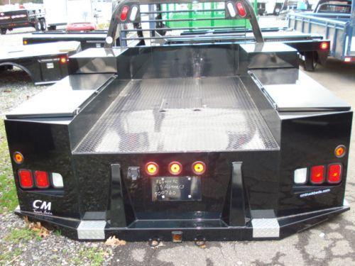 2015 CM TM Model Truck Bed / Equipment