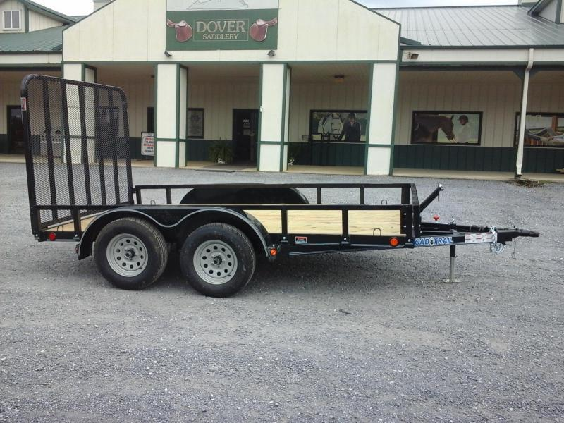 2018 Load Trail 83 x 12 Tandem Axle Utility Trailer