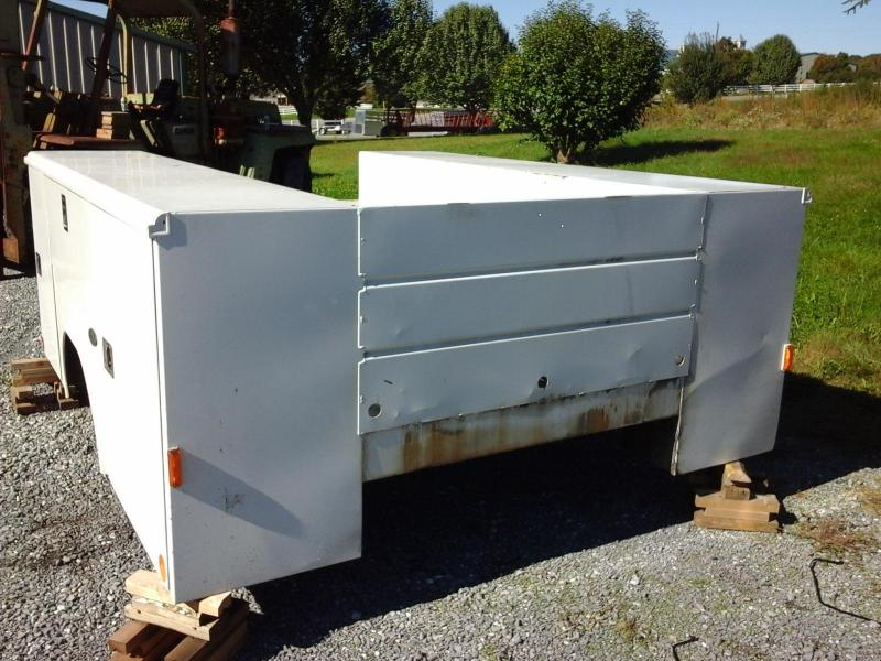 2012 Reading Truck Bed