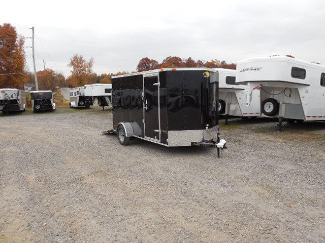 2015 Continental Trailers 6 x 12 Cargo / Enclosed Trailer