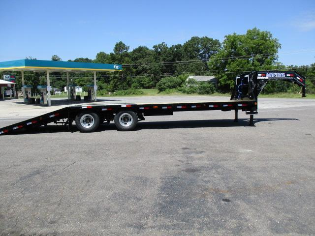 2020 Load Trail 102 x 30 Low Pro Hyd Dove (10k) Equipment Trailer