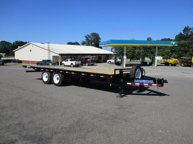 2018 Load Trail PH 102 x 22 Tilt Deck Equipment Trailer