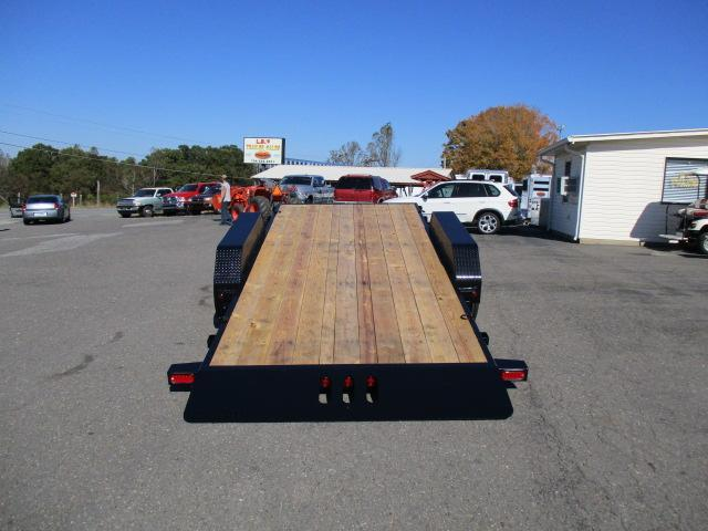 2018 Load Trail BP 80 x 22 Tilt Deck Equipment Trailer