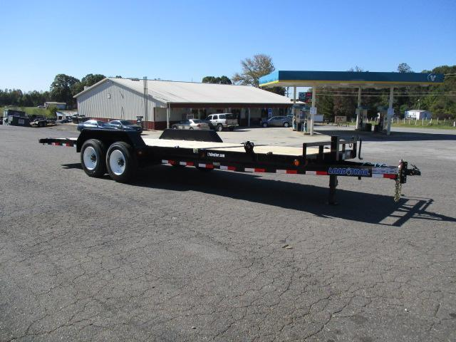 2018 Load Trail BP 80 x 22 Tilt Deck Equipment Trailer