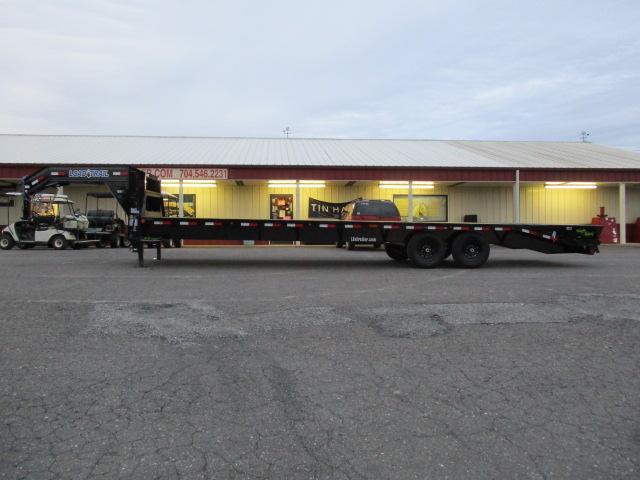2019 Load Trail 102 x 30 HD Equipment Trailer