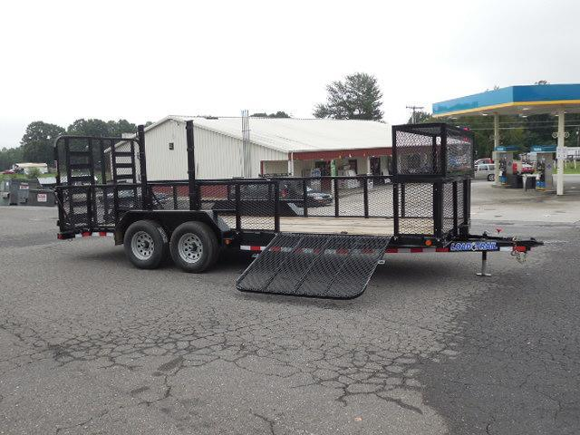 2018 Load Trail BP 83 x 20 Car / Racing Trailer