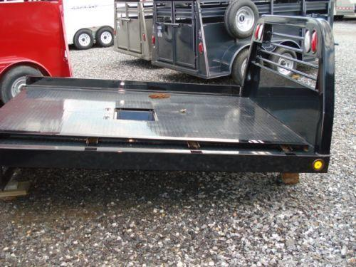 2015 CM SS Model Truck Bed / Equipment