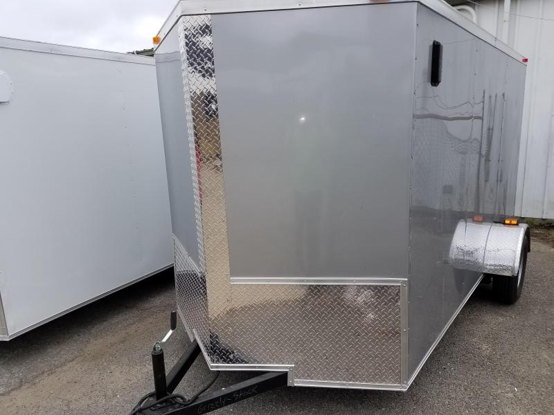 2018 Grizzly Trailers (6 x 12) SA Enclosed Cargo Trailer