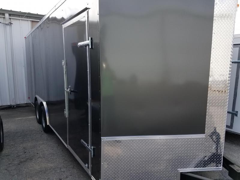 2018 Grizzly Trailers 8.5 x 20 TA2 Enclosed Cargo Trailer