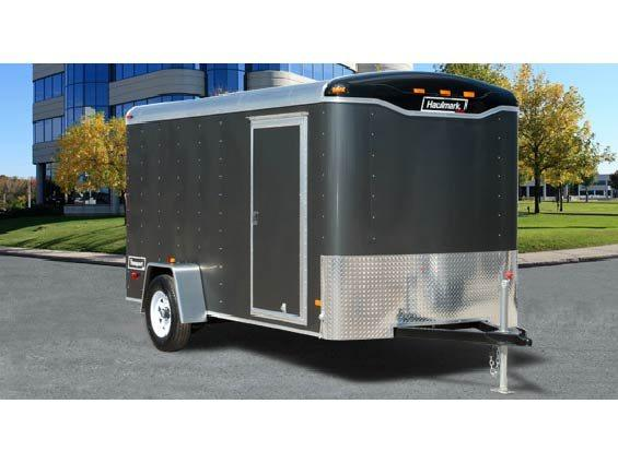 2017 Haulmark TST6X12DS2 Enclosed Cargo Trailer