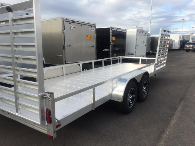 2016 Homesteader Trailer