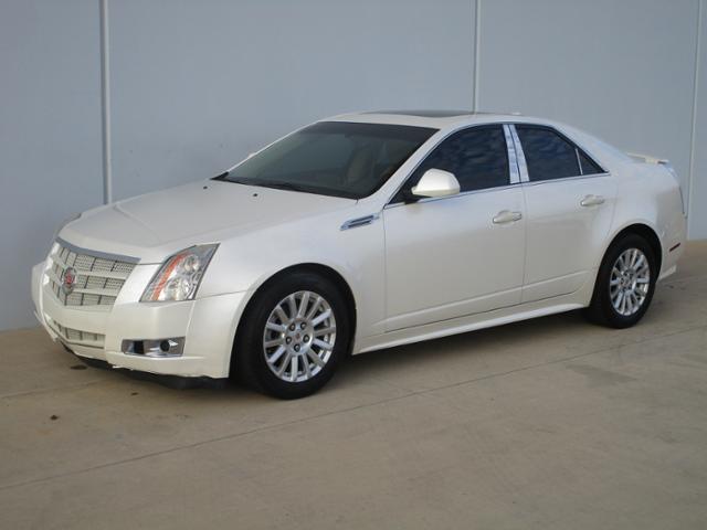 2011 Cadillac CTS