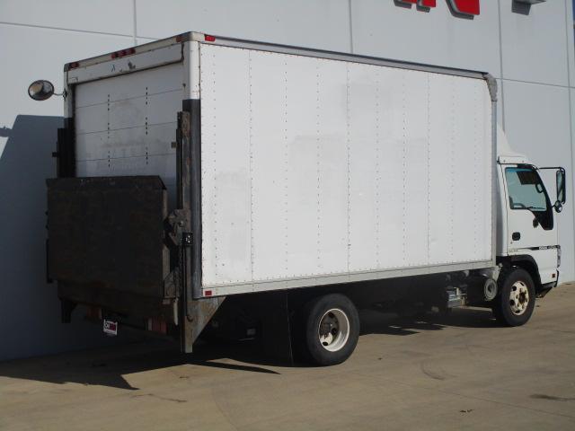2006 Isuzu W3S042 NPR GAS REG