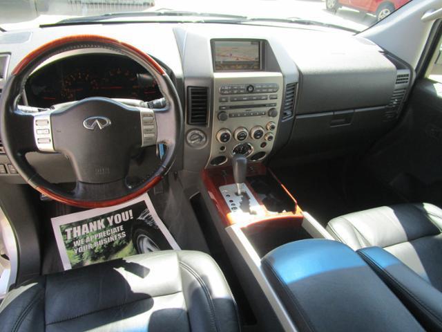 2006 INFINITI QX56