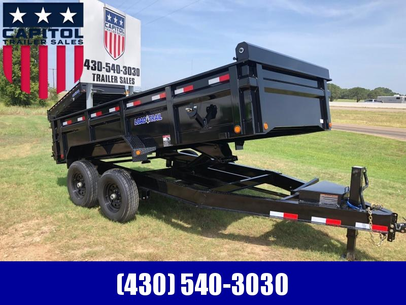2019 Load Trail DT142 Dump Trailer