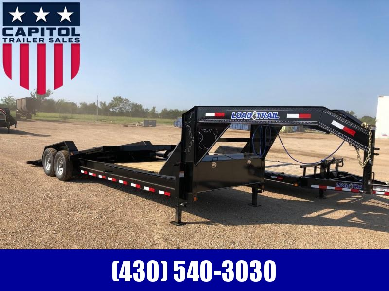 2018 Load Trail GN24 Car / Racing Trailer