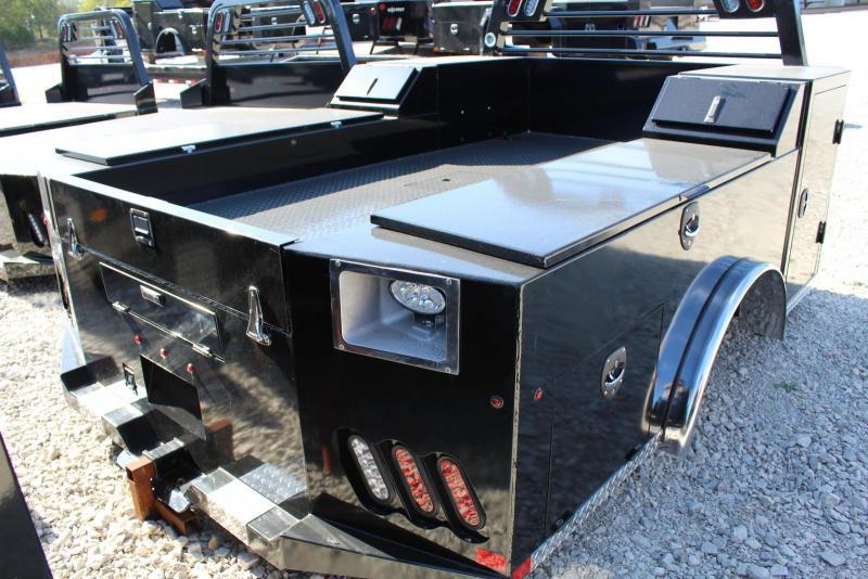 2017 Norstar SD094906002-3765 Truck Bed