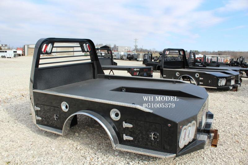 2016 Norstar WH094906003 Truck Bed
