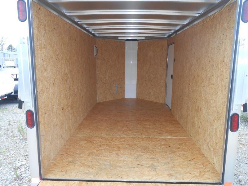 2017 Featherlite 1610-6712 Enclosed Cargo Trailer