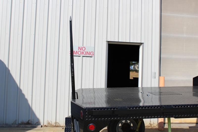 2017 Norstar SR HAY BED Truck Bed