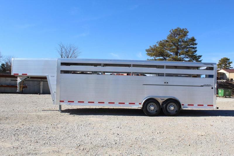 2019 Hillsboro Industries ES7-24-68 Livestock Trailer