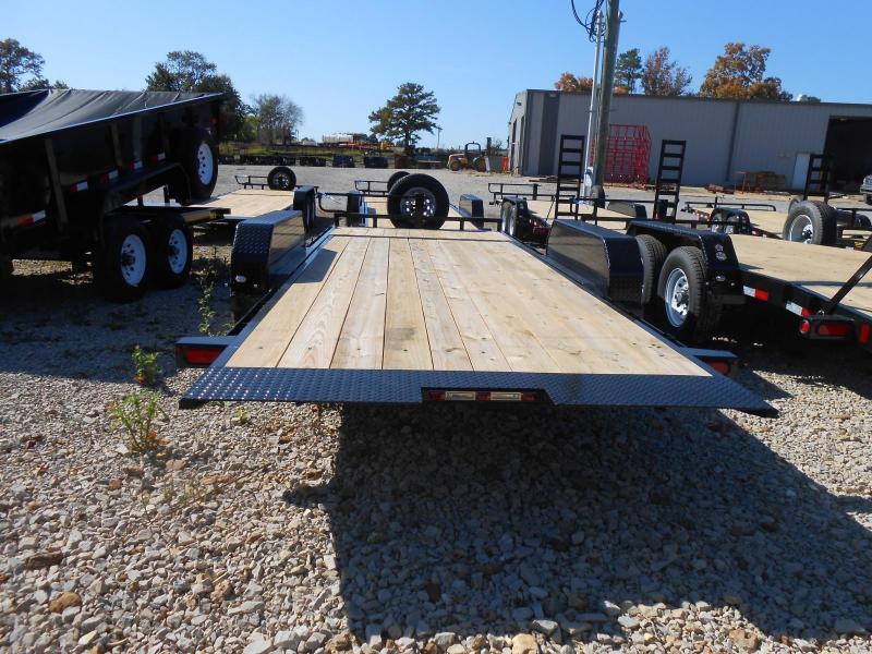 2017 Big Tex Trailers 14TL-20BK Equipment Trailer