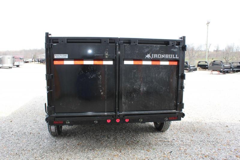 2018 Norstar DTB8314072-12918 Dump Trailer