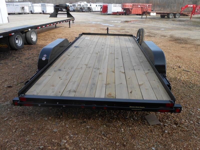 2017 Big Tex Trailers 60CH-16BK Car / Racing Trailer
