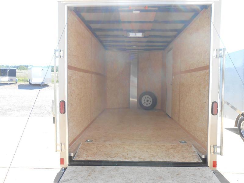2017 Haulmark TSTV7x14WT2 Cargo Trailer