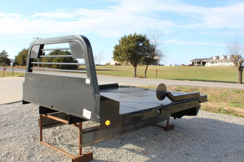 2017 Norstar SH Hyd Arm Bale Truck Bed