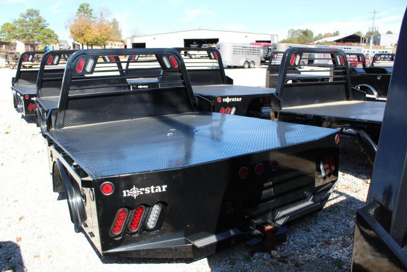 2017 Norstar ST Truck Bed