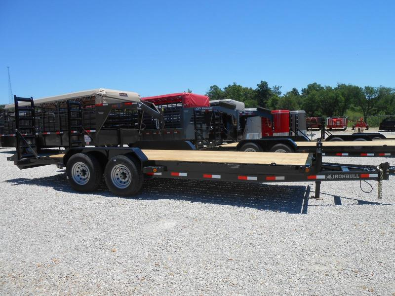 2017 Iron Bull ETB8320072 Equipment Trailer