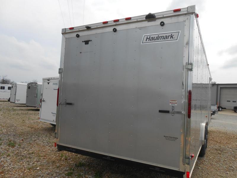 2015 Haulmark TSTV85x28WT4 Car / Racing Trailer