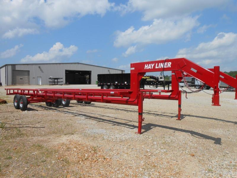 2016 Other 37' Hay Liner 7 Bale Trailer